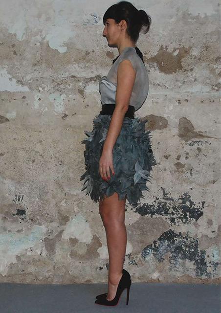 Flavia Duarte.Mejor Colección Mujer 2010