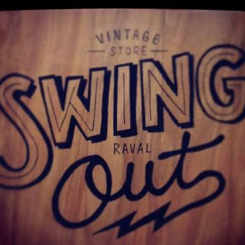 Swing Out Vintage Store Raval