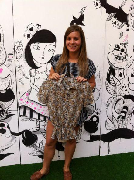 mercadillo-susi-sweet-dress-junio-2013-photocall-amaia-arrazola