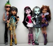muñecas-moster-high-mattel